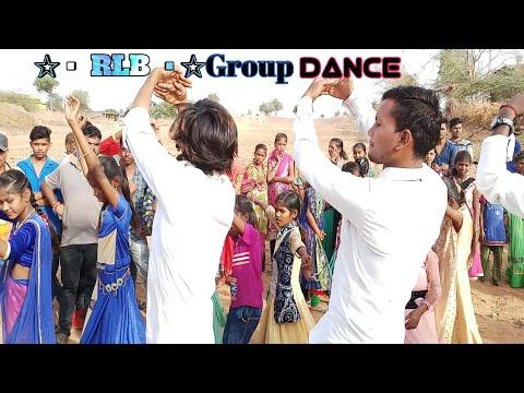 RLB Group Dance // Dahod Adiwasi Boys // Adivasi Timli Song // Gujarati Song // Marriage Dance