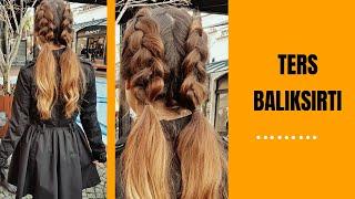 Örgü Modelleri (Saç) - Okul için saç modelleri