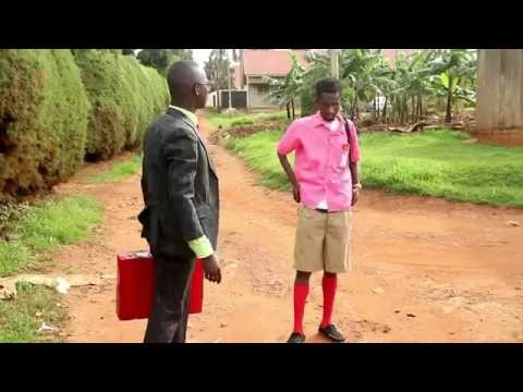 What Went Wrong with your hair.Teacher Mpamire .African Comedy..