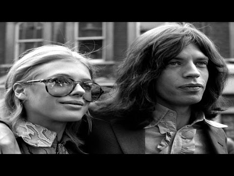 The Rolling Stones -  Wild Horses ( Lyrics )