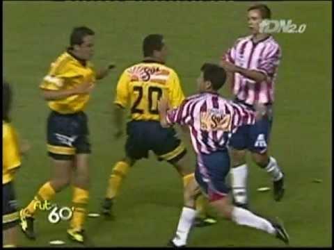América Vs. Chivas (0-1) Verano 1999 ***Futbol Retro***