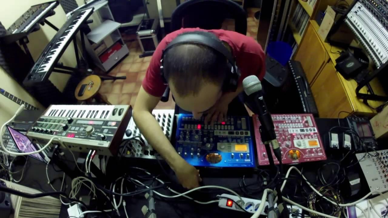 agganciare la tastiera MIDI a Maschine