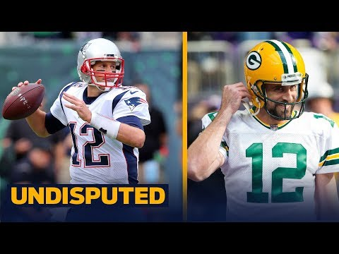 Aaron Rodgers or Tom Brady - Who is more important to their team? | UNDISPUTED