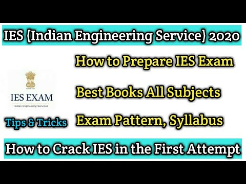 How to Prepare IES How to Crack IES in the First Attempt