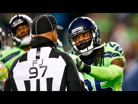Richard Sherman calls out Seattle play calling