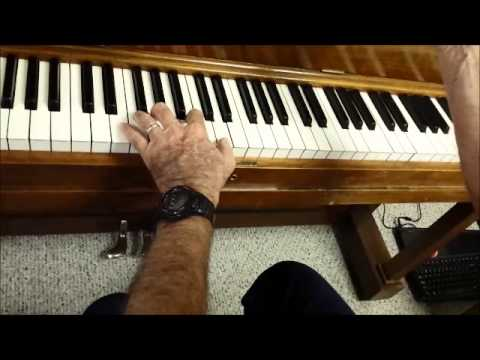 My Favorite Things Chords In The Opening Measures 20150823 Youtube
