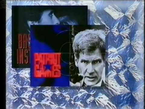 BBC Film 92 films of the year 1992 with Barry Norman (VHS Capture)