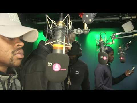 67 drop a new freestyle for Kan D Man & DJ Limelight