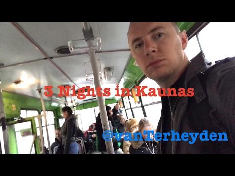 3 Nights in Kaunas - Lithuania