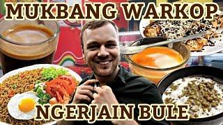 Gambar cover BULE SHOCK DIAJAK MAKAN KE WARKOP