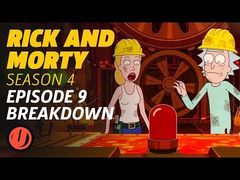 """Rick And Morty """"Childrick Of Mort"""" Season 4 Episode 9 Breakdown & Easter Eggs!"""