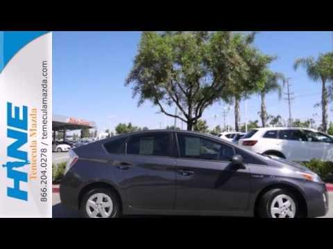 2011 Toyota Prius Temecula CA Riverside, CA #8638A   SOLD