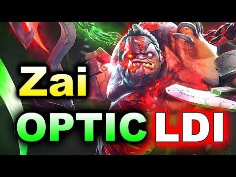 Zai Pudge Disaster! - OPTIC vs Let's Do It - SUMMIT 9 DOTA 2 thumbnail
