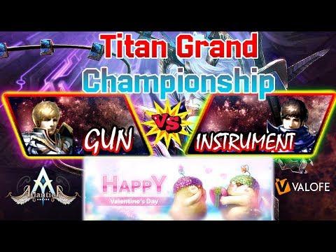 Titan 24/02/2019 PM: Final - MoCcaSpEal2 vs ApexBeat - Atlantica Online Valofe