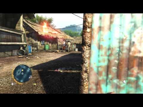 Far Cry 3 HD Playthrough Pt 22: Boar 7, Heron 26 & The Man In White