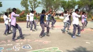 ICC World T20 Bangladesh 2014, Flash MOB- Dinajpur Gov