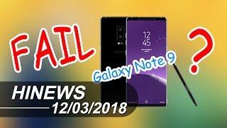 Samsung thất bại với Galaxy Note 9, Người dùng Android trung thành hơn iOS | Hi-News