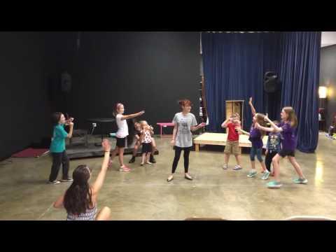 Annie KIDS - NYC Rehearsal