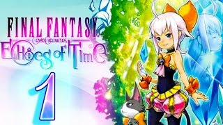 FFCC (Wii) ~ Final Fantasy Crystal Chronicles ~【Echoes of Time】~ Walkthrough Pt. 1