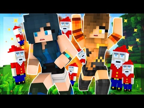 Minecraft Adventures - GNOME INVASION! ATTACK OF THE GNOMES! (Minecraft Roleplay)