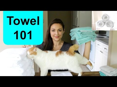 The Perfect Bath Towel + Tips