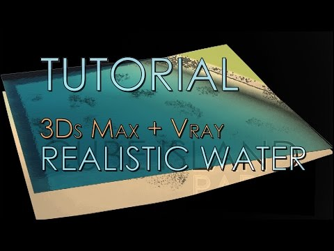 Realistic Water Material In Max 112