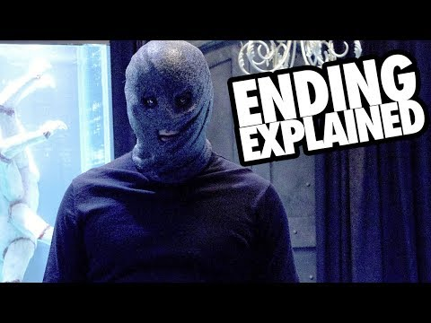 THE COLLECTION (2012) Ending Explained