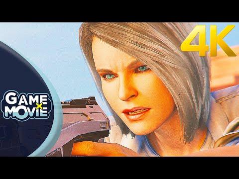 SPIDERMAN SILVER SABLE DLC - Film Complet (Game Movie) FR 4K PS5