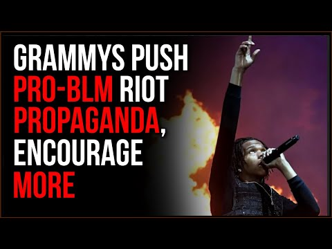 Grammy Awards Push Pro-Riot BLM Narrative, Speaker Asks For ACCOMPLICES