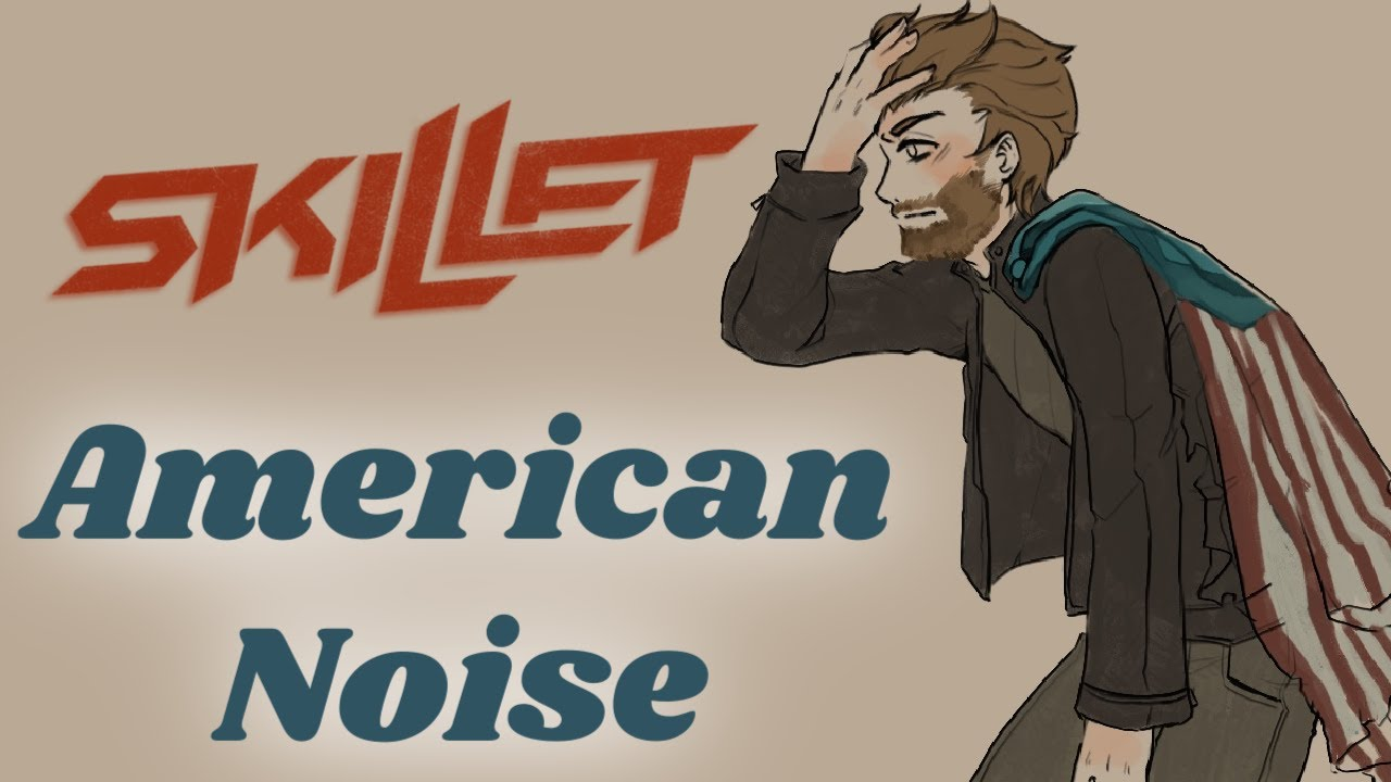 SKILLET - AMERICAN NOISE (Vocal Cover) by Caleb Hyles
