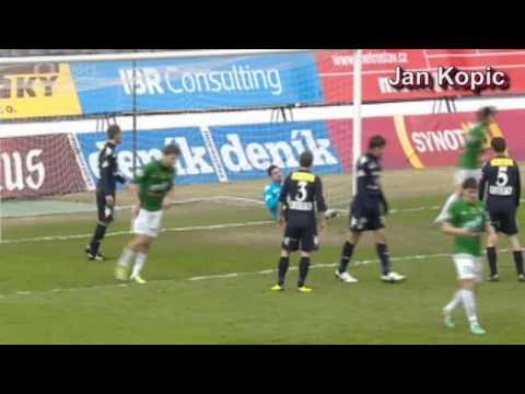Gambrinus liga - Góly (jaro 2013)