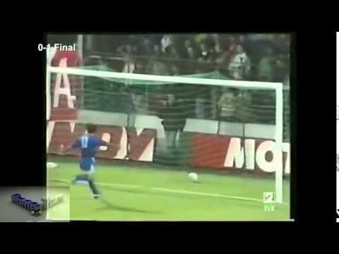 1993 09 29 1ªRONDA Auxerre 0 Tenerife 1 Copa de la UEFA