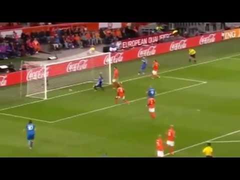 Hà Lan 0 -1 Iceland (Bảng A: Vòng loại Euro 2016)
