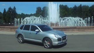 Porsche Cayenne за 400 000 часть 2 / Первый сервис