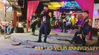 Download lagu JEBAT - Pertama Dan Terakhir (G.E.T)