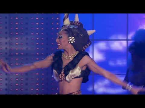 Alexis Mateo Vs Shangela - Even Angels Lipsync | Rupaul Season 3 Episode 11