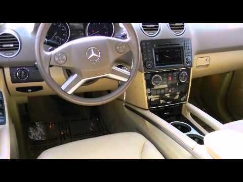 2010 Mercedes Benz Ml Class Ml350 4matic Youtube