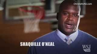 Watch Shaquille Oneal Voices video