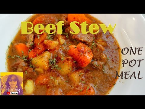 EASY PRESSURE COOKER RECIPES: Beef Stew