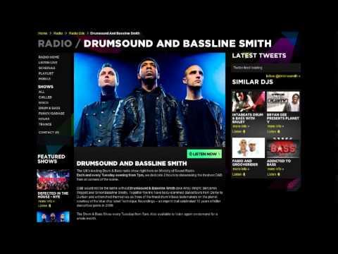 Drumsound & Bassline Smith - Ministry of Sound Radio March 2014