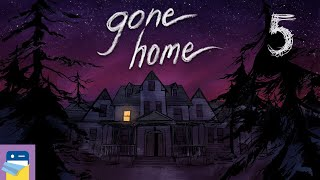 Gone Home: iOS iPad Gameplay Walkthrough Part 5 (by Annapurna Interactive / Fullbright Company)