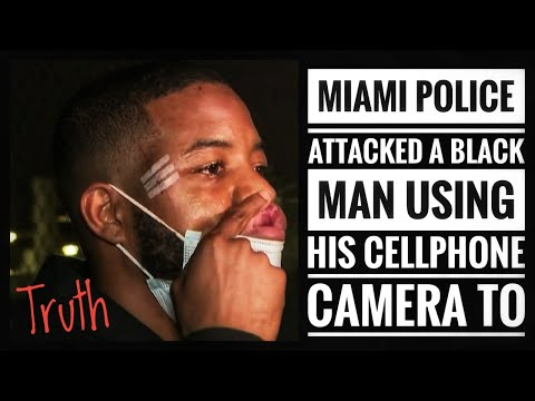 Five Miami Beach Police Charged After Pummeling Two Black Men In Hotel Lobby Truth