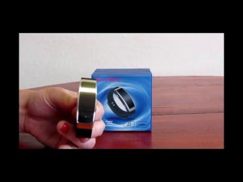 Weefun 8GB Digital Voice Recorder Wristband