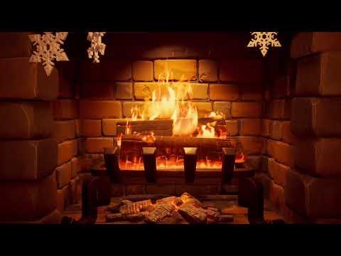 1 Hour Of A Fortnite Campfire