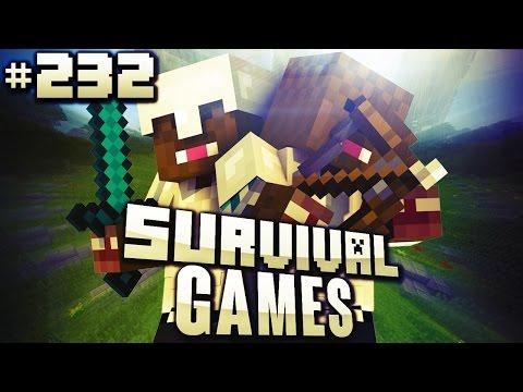 Minecraft Survival Games - Avantajul Inamicilor [Ep.232]