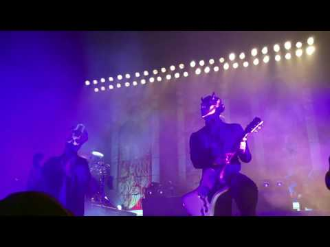 Ghost - October 14, 2016 Popestar Tour Moore Theater Seattle, WA