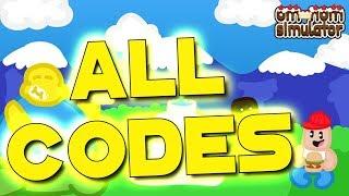 Roblox OM NOM SIMULATOR - All codes! *NEW*