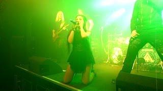 Amaranthe Massive Addictive Live Manchester Academy 3 UK March 2015