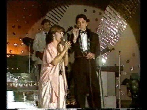 Mihaela Runceanu & Ioan Luchian Mihalea - Cantec de seara (Slagare in Devenire,1986)