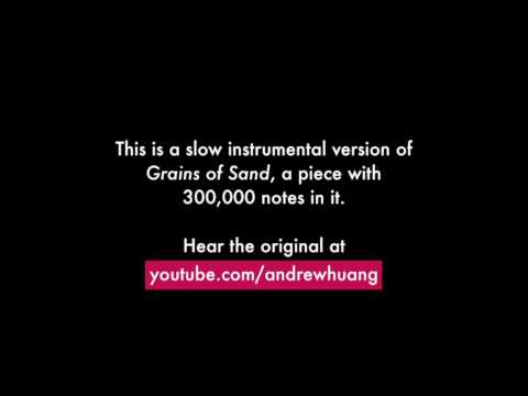 300,000 NOTE SONG (15X SLOWER)